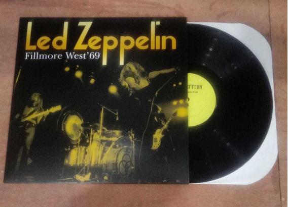 Vinil (lp) Vinil Lp Led Zeppelin - Filmor Led Zeppelin