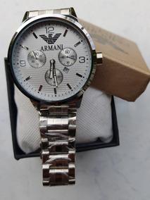 e08941fa19fc Relojes Armani Con Estuche Y Envio Gratis