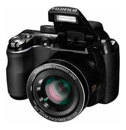 Camara Fujifilm Semi Profesional Finepix Hdr 14 Mp Oferta