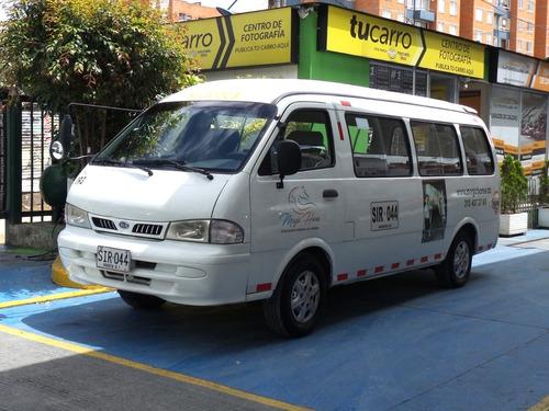 Microbus Kia Pregio Grand 16 Psj
