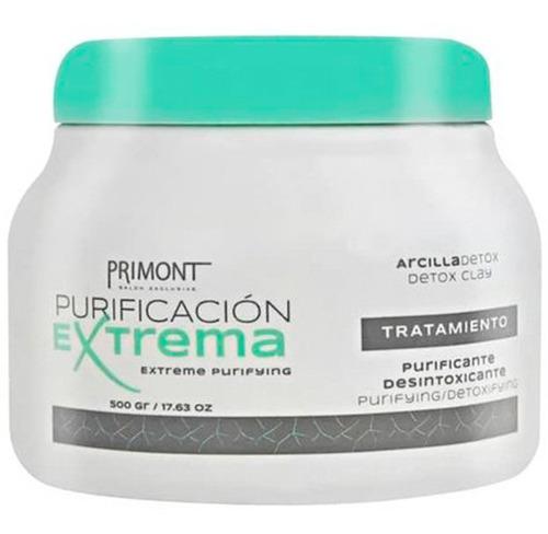 Purificacion Extrema Primont - Tratamiento Desintoxicante