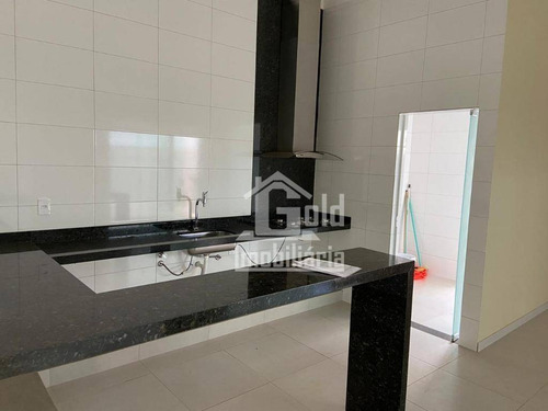 Casa Com 3 Dormitórios À Venda Por R$ 600.000,00 - Distrito De Bonfim Paulista - Ribeirão Preto/sp - Ca1445