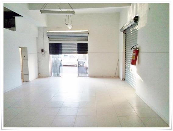 Salão Comercial Para Locação, Vila Santa Catarina, Americana. - Codigo: Sl0040 - Sl0040