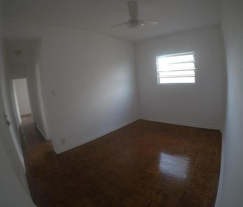 Apartamento Com 1 Dormitório À Venda, 41 M² Por R$ 135.000,00 - Centro - São Vicente/sp - Ap7109