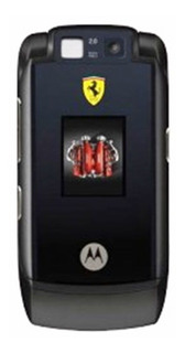 Celular Motorola Razr Maxx V6 Ferrari Films En Vidrio New