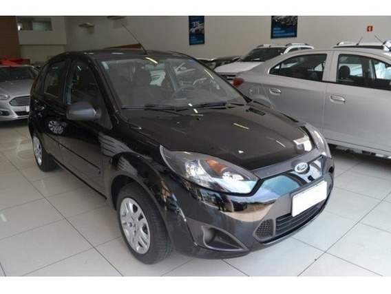 Ford Fiesta Hatch Rocam 1.0 Preto Flex 4p Manual 2013