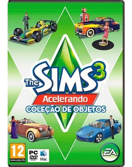 The Sims 3 Acelerando Pc Game Original Pt-br