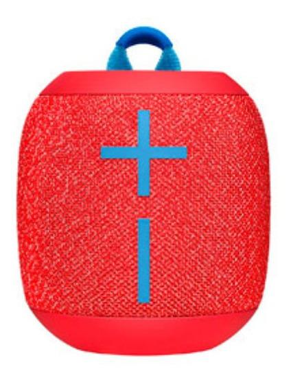 Bocina Portatil Logitech Wonderboom 2 Bluetooth Rojo /v /v