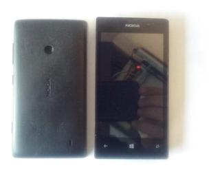 Celular Nokia Lumia 520 4¨ Com Defeito - 2468