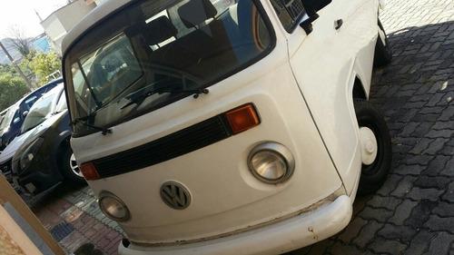 Imagem 1 de 6 de Volkswagen Kombi 2005 1.6 Lotação 3p Gasolina