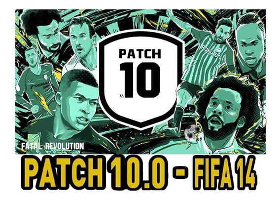 Patch Fifa Fatal Revolution V10.0 Para Fifa14 (oficial)