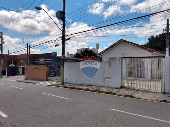 Casa Comercial Com 379 M² Por R$ 860.000 - Centro - Mogi Das Cruzes/sp - Ca0160
