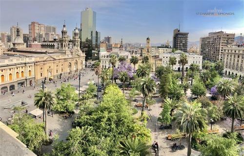Imagen 1 de 11 de Departamento En Venta De 5 Dormitorios En Santiago