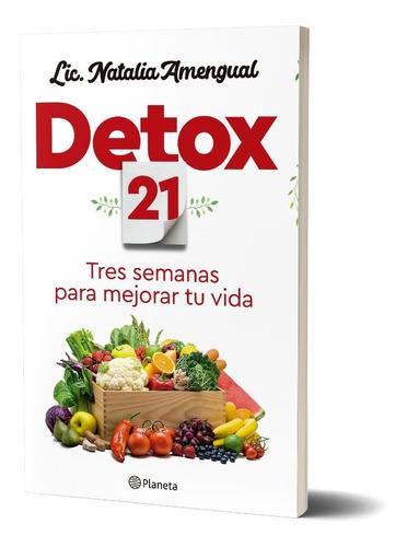 Imagen 1 de 5 de Detox 21 De Nat Amengual