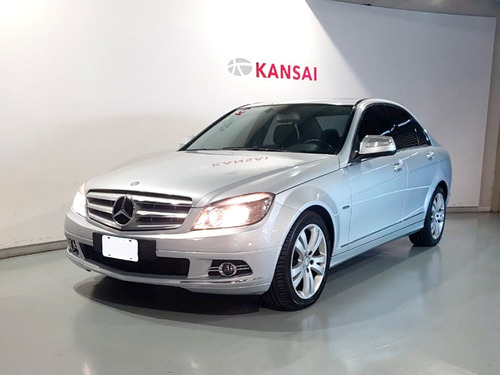 Mercedes Benz C200 Kompressor Avantgarde 2008