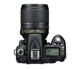 Câmera Fotográfica Nikon Kit Completo +acessórios