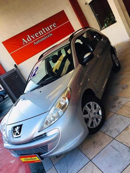 Peugeot 207 Sw Xr 1.4 Flex 8v 2012 5p