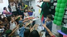 Recreação Infantil, Mágicas, Gincanas, Esculturas De Balão