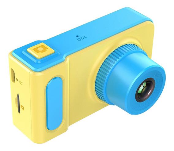 Crianças Mini Câmera 1080 P Recarregável Câmera Digital Boni