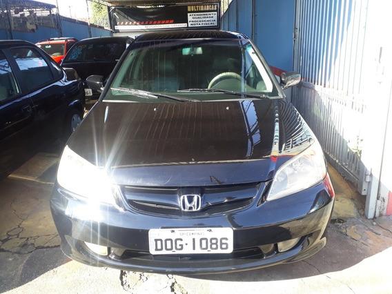 Honda Lx 1.7 Automatico 2005