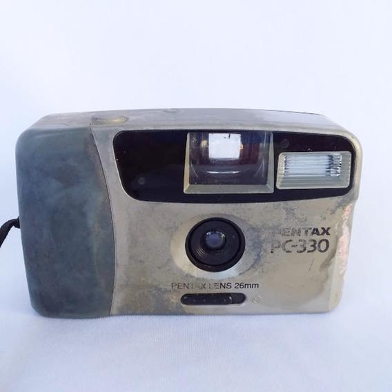 Antiga Câmera Fotográfica Pentax (cod.4541)