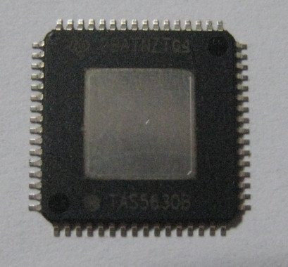 Tas5630b Hqfp64 | Tas5630 | Tas 5630