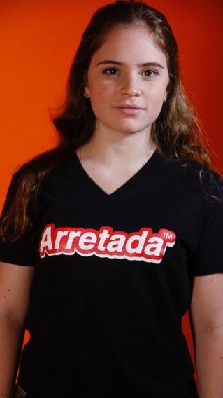 Camiseta Blusa Baby Look Nordeste Cultura Nordestin Arretada