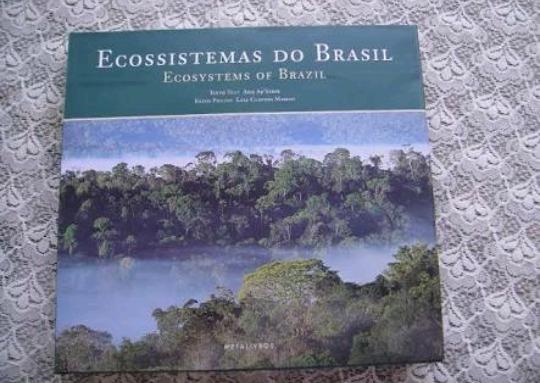 Livro Ecossistemas Do Brasil