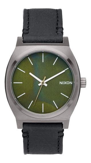 Relógio Nixon Time Teller Oxyde Gunmetal - A045-2070