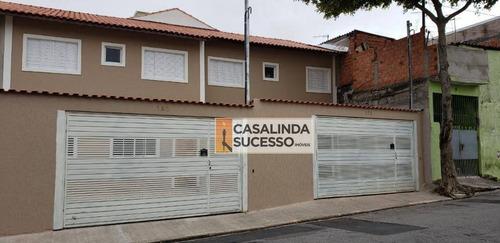 Sobrado À Venda, 63 M² Por R$ 315.000,00 - São Miguel Paulista - São Paulo/sp - So1120