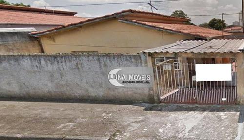 Terreno À Venda, 330 M² Por R$ 400.000,00 - Assunção - São Bernardo Do Campo/sp - Te0025