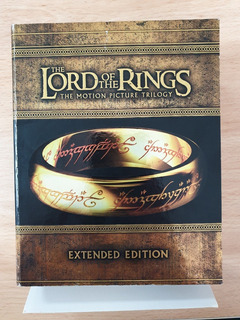 The Lord Of The Rings Motion Picture Trilogy [blu-ray Disc]