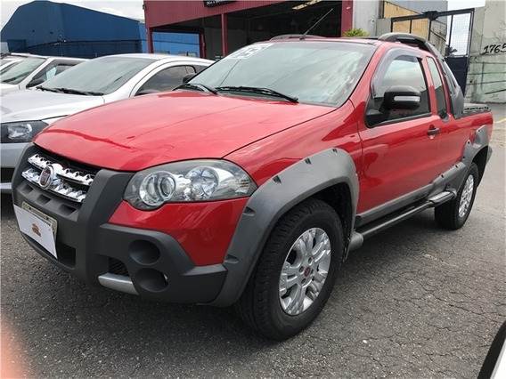 Fiat Strada 1.8 Mpi Adventure Locker Ce 16v Flex 2p Manual