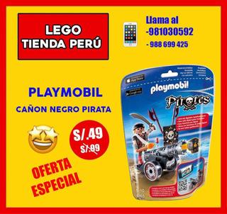 Playmobil Piratas Juegos De Bloques