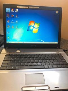 Notebook Sony Vaio Vgn-fe850fe