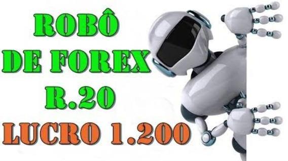 R20 Águia Investimentos Original O Melhor Robô Forex 1000% Ao Ano Compre Com O Melhor Vendedor Do Ml E Não Se Arependerá