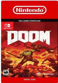 Doom Nintendo Switch Codigo Oficial
