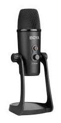 Boya By-pm700 Microfone Condensador Usb