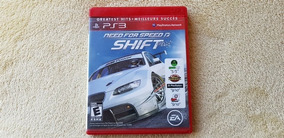 Jogo Need For Speed: Shift Ps3 Original