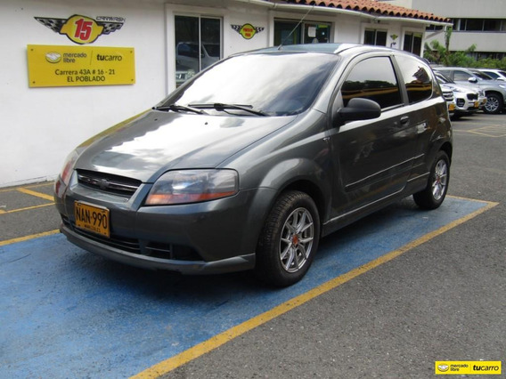 Chevrolet Aveo Gti Mt 1400cc