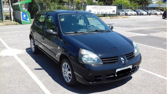 Renault Clio Campus 1.0 Flex 4p 2009/2010