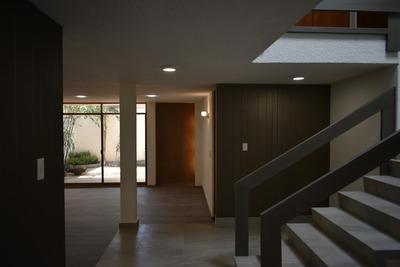 Prados De Coyoacán Casa Remodelada Frente Parque 5rec 5baños