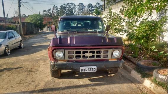 Chevrolet C-10 Cabine Dupla