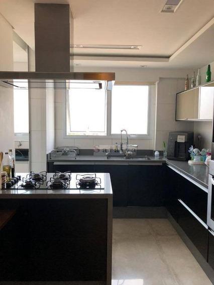 Apartamento Com 3 Dormitórios À Venda, 105 M² Por R$ 960.000 - Barcelona - São Caetano Do Sul/sp - Ap1530