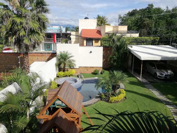 Preciosa Casa En Venta En Las Brisas Morelos