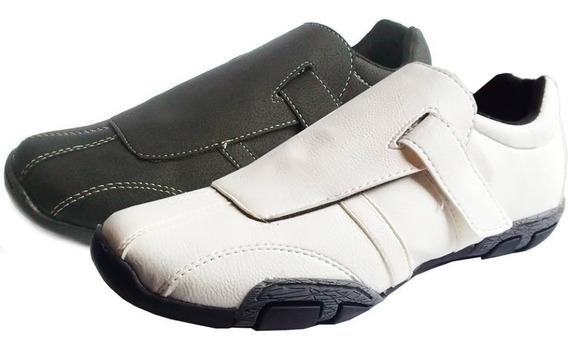 Zapatos De Hombre, Base Tr, Super Comodos Y Acolchados