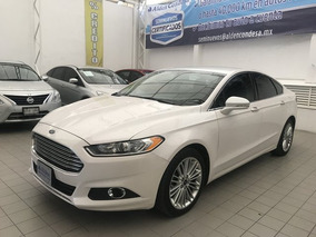 Ford Fusion Sedán Se Lux Plus 2014 Seminuevos