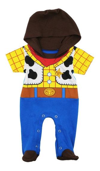 Mameluco Vaquero Woody Disney Toy Story Original Disfraz4617