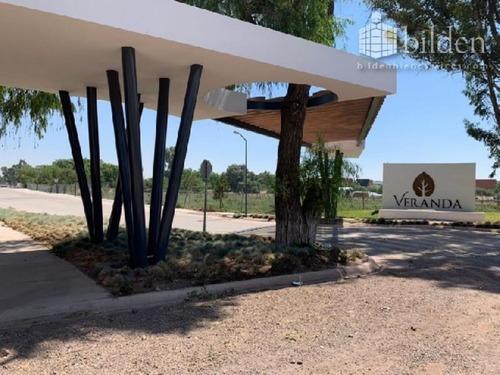 Terreno En Venta Fracc- Veranda Residencial