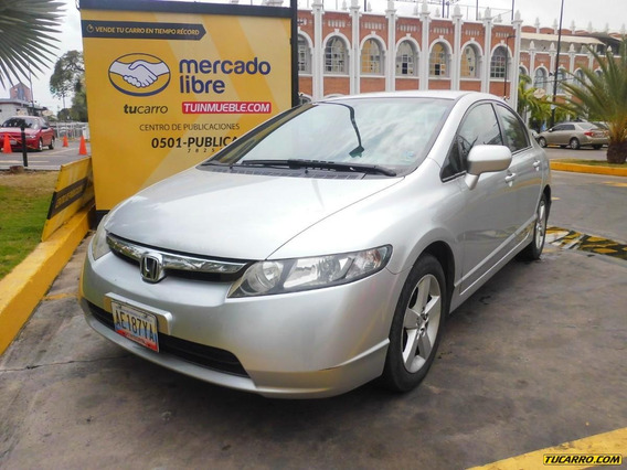 Honda Civic 4x2